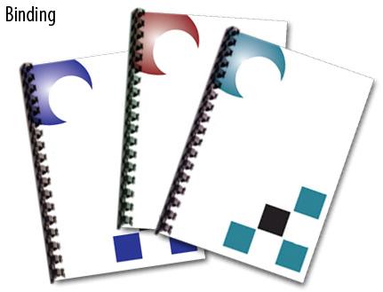 Report binding
