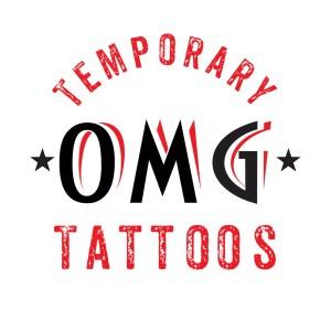 OMG Temporary Tattoos RoundV2